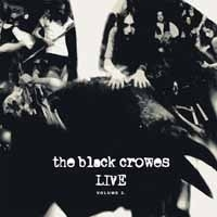 BLACK CROWES - LIVE VOL 1 2LP -LTD--WHITE / BLACK VINYL