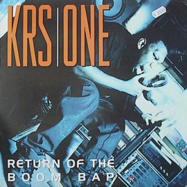 Krs-One Return Of The Boom Bap 2LP