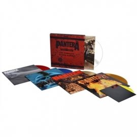 Pantera The Complete Studio Albums 7LP