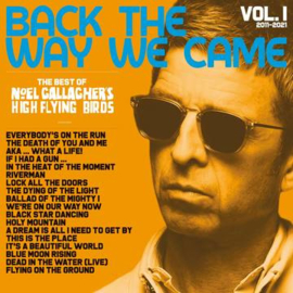 Noel Gallagher's High Flying Birds Back The Way We Came: Vol 1 (2011-2021) 2LP - Coloured Vinyl-