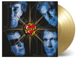 Golden Earring Love Sweat LP - Gold Vinyl-