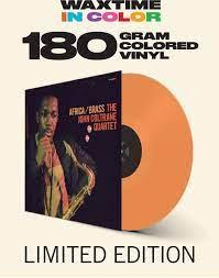 John Coltrane Africa/Brass LP -Orange Vinyl-