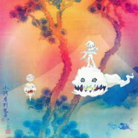 Kanye West & Kid Cudi Kids See Ghosts LP