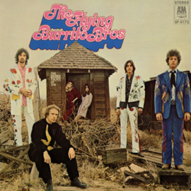 The Flying Burrito Brothers The Gilded Palace of Sin 180g HQ LP