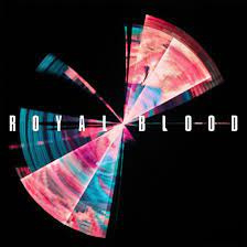 Royal Blood Typhoons CD
