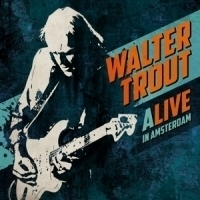 Walter Trout Alive In Amsterdam 3LP