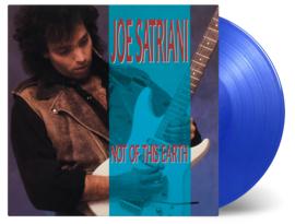 Joe Satriana Not Of This Earth LP - Blue Vinyl-
