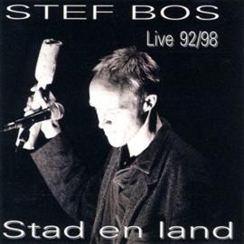 Stef Bos Live 92/98 2LP