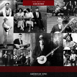 "Various Artists - American Epic: The Best of Country (12"" Black Vinyl)"