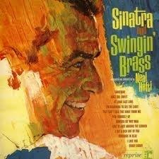 Frank Sinatra - Swingin Brass HQ LP