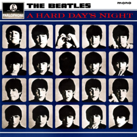 The Beatles A Hard Day`s Night LP