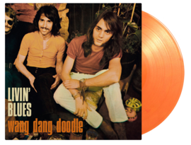 Livin' Blues Wang Dang Doodle LP - Orange Vinyl-