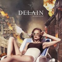 Delain Apocalypse & Chill 2LP - Orange Vinyl-