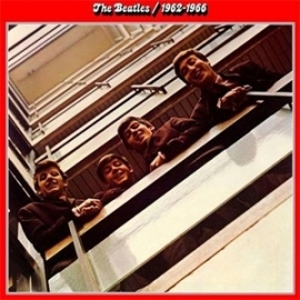 The Beatles 1962 -1966 Red Album HQ 2LP
