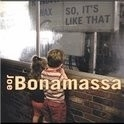 Joe Bonamassa - So, It`s Like That LP -Ltd-