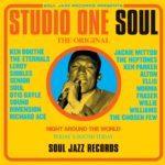 Studio One Soul Jazz 2LP -Yellow Vinyl-