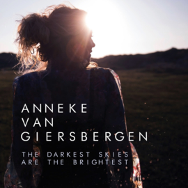 Anneke Van Giersbergen Darkest Brightest 2LP - Gold Vinyl-