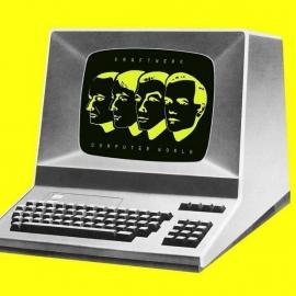 Kraftwerk - Computer World LP