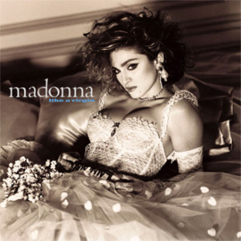Madonna Like A Virgin 180g LP - White Vinyl-