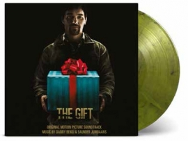 "OST – ""THE GIFT (DANNY BENSI AND SAUNDER JURRIAANS)"" (1LP)"