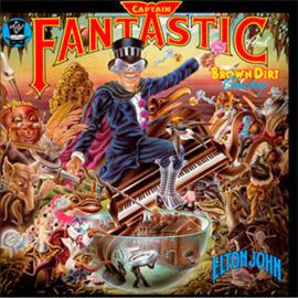 Elton John Captain Fantastic and The Brown Dirt Cowboy 180g LP
