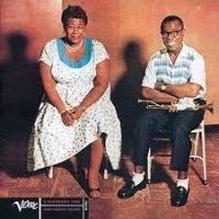 EllaFitzgerald & Louis Armstrong Ella And Louis LP