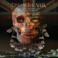 Dream Theater Distant Memories 3CD + Blu-Ray
