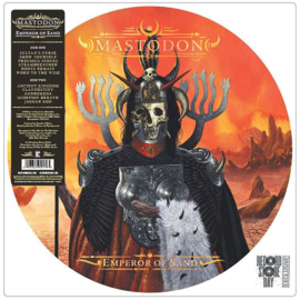 Mastodon  Emperor Of Sand LP - Picturen Disc-