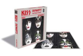 Kiss Dynasty Puzzel