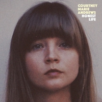 Courtney Marie Andrews Honest Life LP  - Turquoise Vinyl-