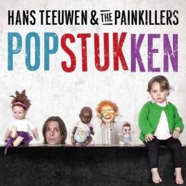 Hans Teeuwen & The Painkillers - Popstukken LP + CD