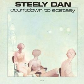 Steely Dan Countdown To Ecstasy Single-Layer Stereo Japanese Import SHM-SACD