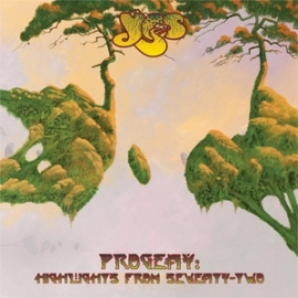 Yes Progeny: Highlights from Seventy-Two 180g 3LP