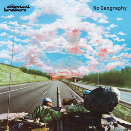 Chemical Brothers No Geograpy 2LP