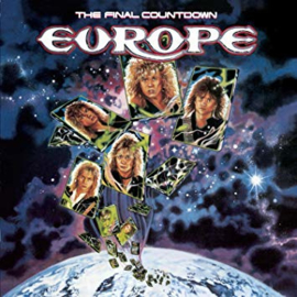 Europe The Final Countdown LP
