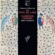 RENE CLEMENCIC LA FETE DE L`ANE 180g LP