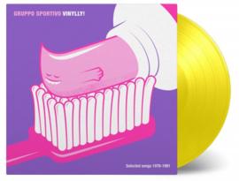 Gruppo Sportivo Vinylly? 2LP - Yellow Vinyl-
