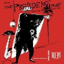 Lester Young - The President Plays With The Oscar Peterson Trio LP