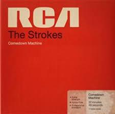 Strokes Comedown Machine LP
