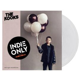The Kooks Let's Go Sunshine 2LP - White Vinyl-