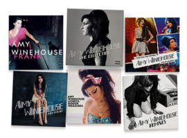 Amy Winehouse 12 x 7'