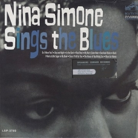 Nina Simone Nina Sings The Blues LP
