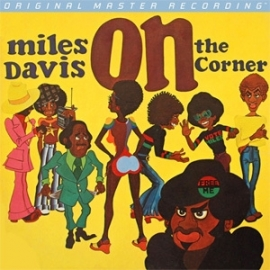 Miles Davis On the Corner Numbered Limited Edition 180g LP