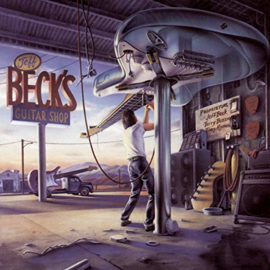 Jeff Beck Guitar Shop LP