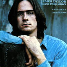 James Taylor Sweet Baby Jane LP