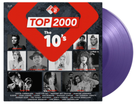 Top 2000 10' 2LP -Purple Vinyl-