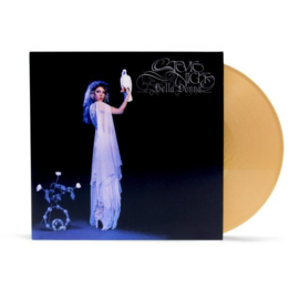 Stevie Nicks Bella Donna LP - Gold Vinyl-