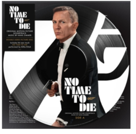 No Time To Die LP - Picture Disc-