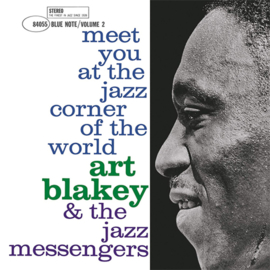 Art Blakey & The Jazz Messengers Meet You At The Jazz Corner Of The World - Vol. 2 180g LP