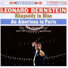 Gershwin - Rhapsody In Blue & An American In Paris LP